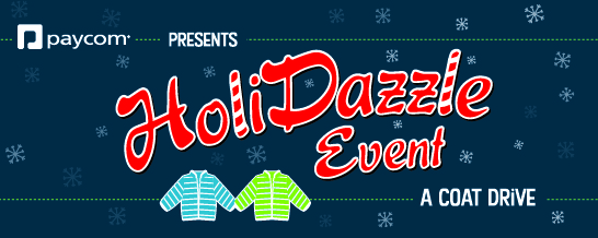 Paycom-Hosted HoliDazzle Coat Drive to Take Place at Science Museum Oklahoma