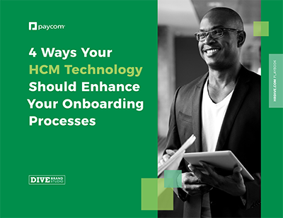 4 Ways Your HCM Technology Should Enhance Your Onboarding Processes